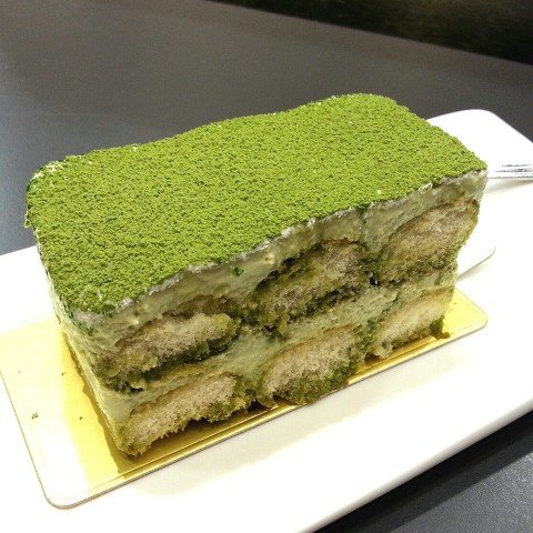 tiramisù the verde