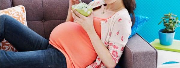 Le voglie in gravidanza non esistono
