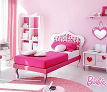 Cameretta Barbie Doimo CityLine