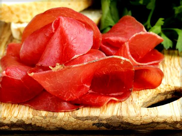 Galleria foto - Bresaola per la dieta Foto 1