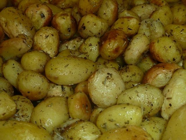 Galleria foto - Le patate e la dieta Foto 4