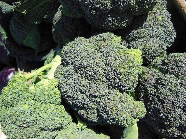 Galleria foto - Broccoli all'insalata: proprietà benefiche Foto 1