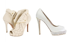 Scarpe da Sposa: tendenze moda 2011