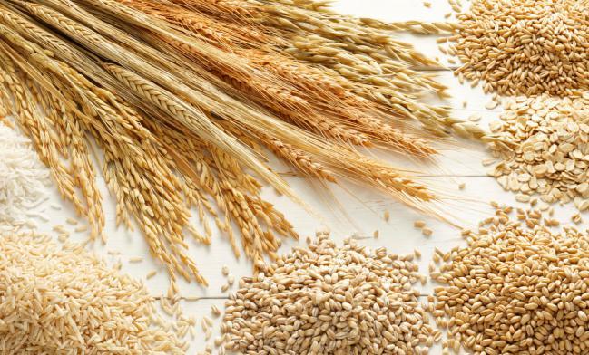 Cereali: proprietà