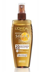 Solar expertise di L' Oréal Paris