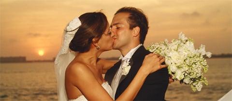 Matrimonio su uno yacht