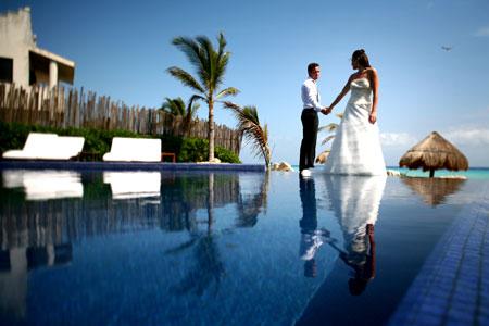 Viaggio di nozze sulla Riviera Maya