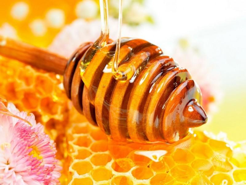 miele per capelli