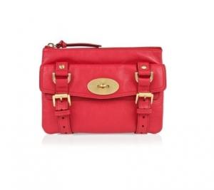 b4f1b457df Postman  la borsa clutch di Mulberry