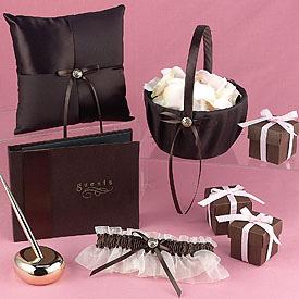 Cioccolato come tema del matrimonio