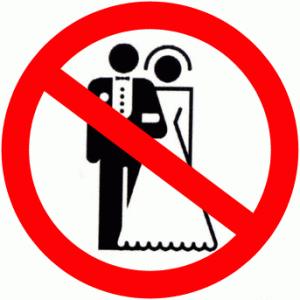 Come disdire il matrimonio