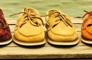timberland scarpe barca uomo