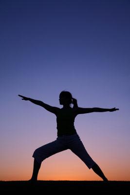 body balance esercizi