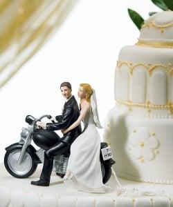 Statuine per torta personalizzate