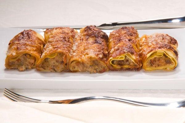 Cannelloni alla napoletana