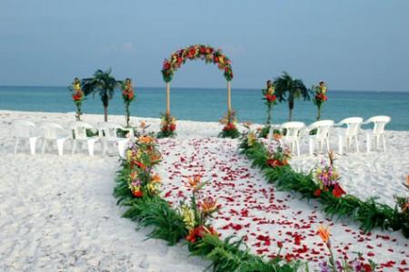 Sposarsi in spiaggia in Gran Bretagna