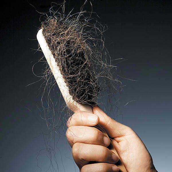 Caduta dei capelli in autunno