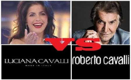 Roberto Cavalli contro Luciana Cavalli per l' esclusività del cognome.