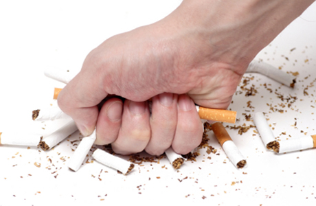 Il video quale forzare per smettere di fumare
