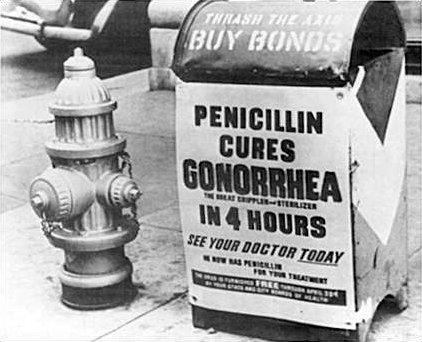 penicillina-gonorrea