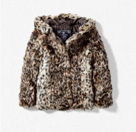 In Zara 2011 Inverno 2012 Pelliccia Moda BambineGiacca rWBCxode