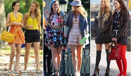 d7ac7e69b62a Linea d  abbigliamento Gossip Girl by Warner Bros