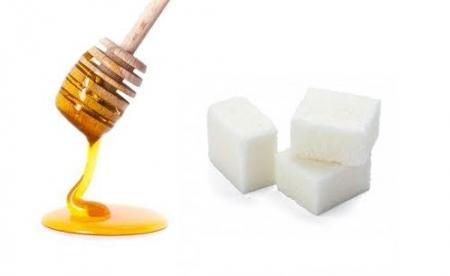 Perche' preferire il miele allo zucchero