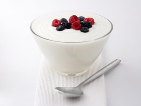 Yogurt: il più calorico tra gli snack