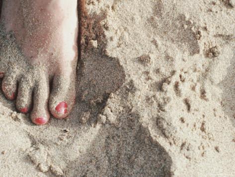 benefici della sabbia