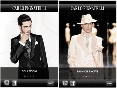 carlo pignatelli app iphone ipad_1