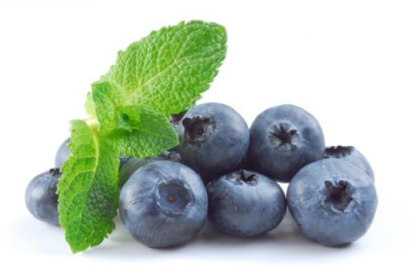 mirtilli frutta
