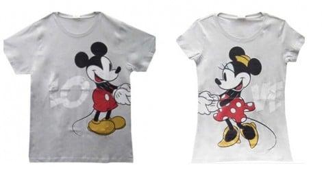 T-shirt collezione speciale San Valentino di OVS Industry
