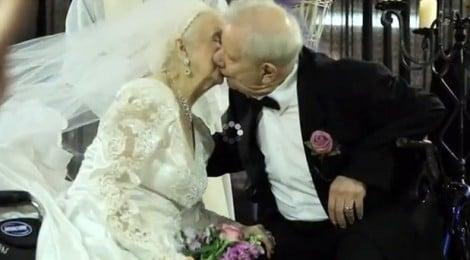 Matrimoni incredibili: sposa a 100 anni