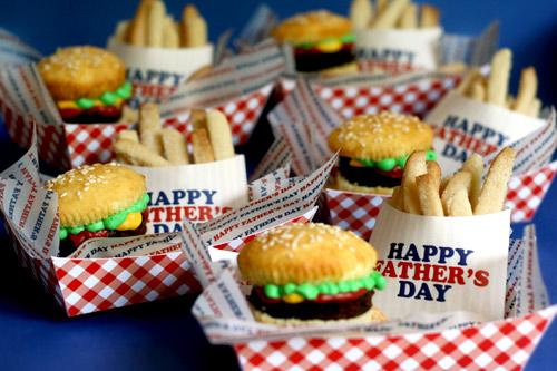 Hamburger dolci