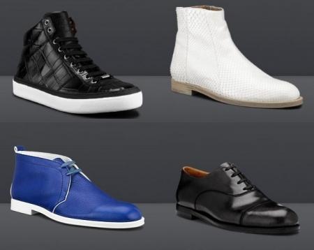 Jimmy Choo calzature uomo 2012