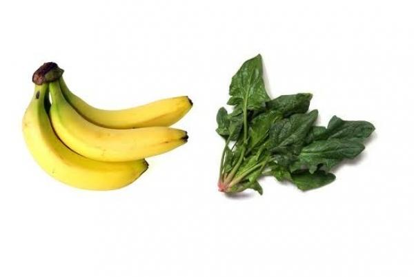 banane e spinaci per il buonumore_1