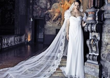Alberta Ferretti anticipazione sposa 2013