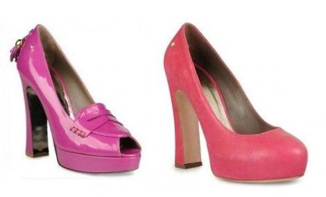 Just Cavalli le scarpe glamour per l' estate