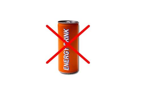 No agli Energy drink
