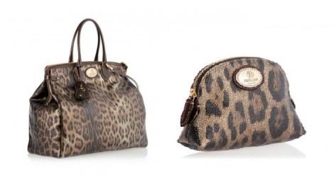 roberto cavalli bag iconic leopard coll autunno 2012_1