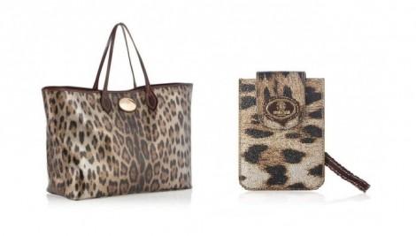 roberto cavalli bag iconic leopard coll autunno 2012_3