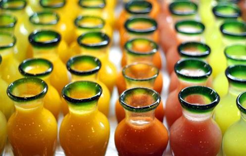 Succhi di frutta fanno male quanto le bevande gassate