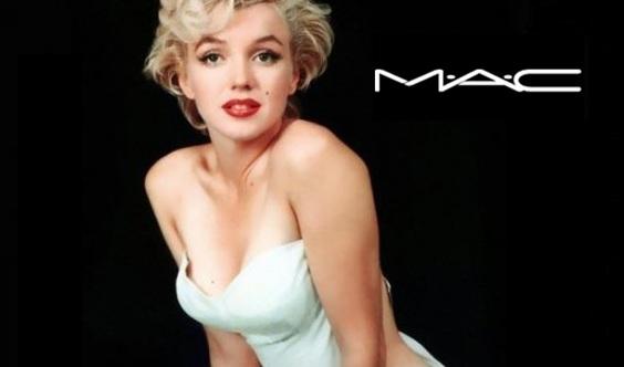 MAC cosmetics collezione Marilyn Monroe
