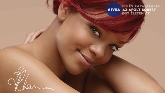 Nivea licenzia Rihanna