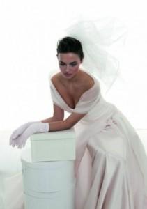 Le spose di Giò: foto e tessuti