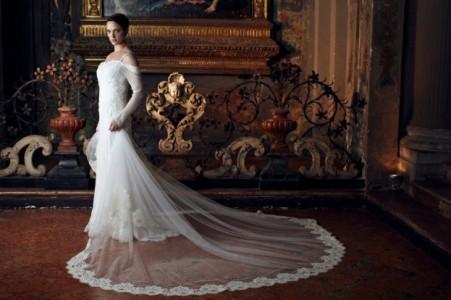Alberta Ferretti abiti da sposa collezione 2013