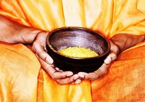 Dieta buddista