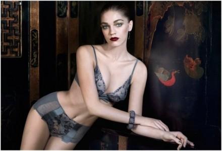 La Perla Oriental Suite collezione lingerie