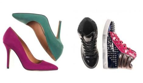 Primadonna collezione calzature 2012 2013