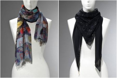 Patrizia Pepe foulard collezione invernale
